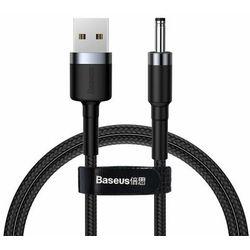 Baseus Cafule Cable USB to DC 3.5mm | Kabel zasilający ładowarka USB - DC 3,5mm 2A 1m