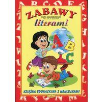 Książki dla dzieci, Zabawy literami (opr. broszurowa)