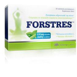 Olimp Forstres (Melisa + Ashwagandha) 30 kaps.