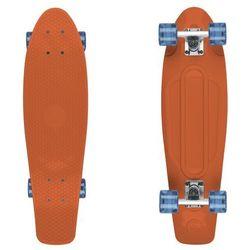 Deskorolka Fishskateboards Big Fish Orange / Silver / Transparent Blue
