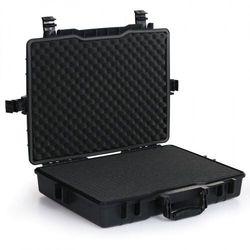 Kufer narzędziowy z wyściółką piankową - 549 x 438 x 124 mm