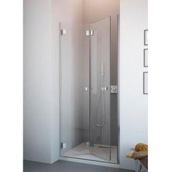 Radaway drzwi wnękowe Carena DWB 80 lewe szkło Brązowe wys. 195 cm. 34512-01-08NL