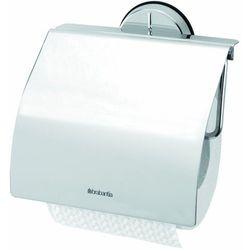 Uchwyt na papier toaletowy Brabantia PROFILE stal połysk