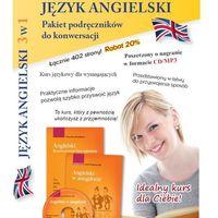 Książki do nauki języka, Język Hiszpański 2w1 Pakiet 8 Podręczniki Do Konwersacji (opr. miękka)