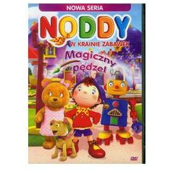 Noddy w krainie zabawek Magiczny Pędzel. Darmowy odbiór w niemal 100 księgarniach!