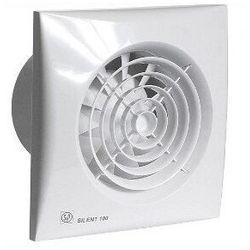 Wentylator łazienkowy cichy Silent 300 CZ. Biały