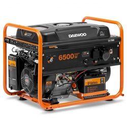 Agregat prądotwórczy benzynowy DAEWOO GDA 7500E