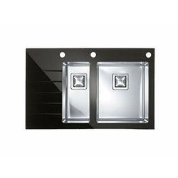 Alveus Crystalix 20 POP-UP 1099635 - Czarny \ Prawa