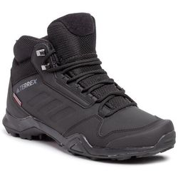 Buty adidas - Terrex Ax3 Beta Mid Cw G26524 Cblack/Cblack/Grefiv