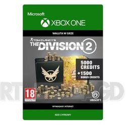 Tom Clancy's The Division 2 - Pakiet 6500 Kredytów [kod aktywacyjny] Xbox One