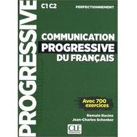 Książki do nauki języka, Communication progressive perfectionnement + CD (opr. kartonowa)