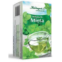 Herbatka fix Mięta x 20 saszetek