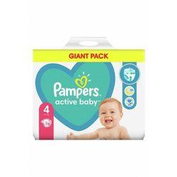Pieluchy Pampers rozm 4 9-14kg 5O41F8 Oferta ważna tylko do 2031-10-22
