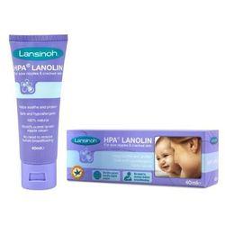 - LANSINOH - Lanolina do pielęgnacji brodawek, dla kobiet karmiących (także do prania wełny)