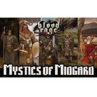 Puzzle, Portal Games Dodatek do gry Blood Rage Mistycy z Midgar