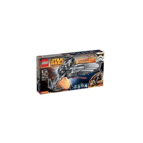 Klocki dla dzieci, Lego STAR WARS Sith infiltrator 75096