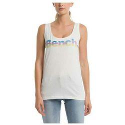 podkoszulka BENCH - Corp Logo Tank Top Snow White (WH11210) rozmiar: M