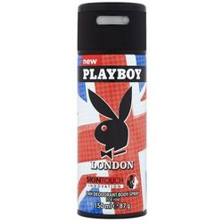 PLAYBOY DEZODORANT LONDON MEN SPR 150ML