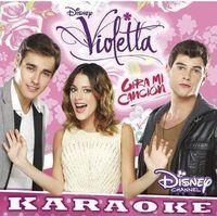 Pozostała muzyka rozrywkowa, Soundtrack Disney - VIOLETTA - GIRAMI CANCION VOL.3 KARAOKE