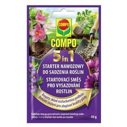 Starter nawozowy 5w1 40 g Compo