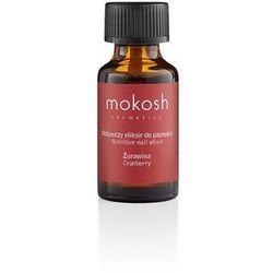 Mokosh odżywczy eliksir do paznokci Żurawina 10 ml