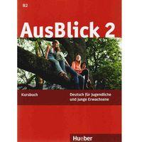 Książki do nauki języka, AusBlick 2 Kursbuch (opr. miękka)