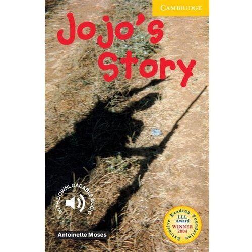 Książki do nauki języka, Jojo's Story Level 2 (opr. miękka)