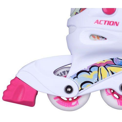 Rolki dla dzieci, Action Doly