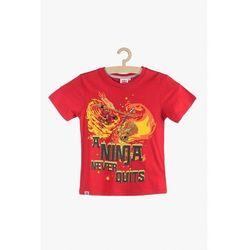 T-Shirt chłopięcy LEGO 2I38AA Oferta ważna tylko do 2023-03-16
