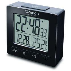 Oregon Scientific Zegarek podróżny RM511 2018 czarny