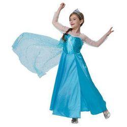Kostium Księżniczka Lodu dla dziewczynki - S - 104 cm