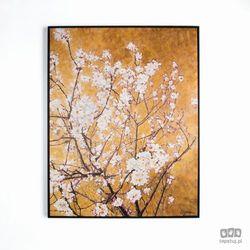 Obraz ręcznie malowany - Oriental Blossom 102417