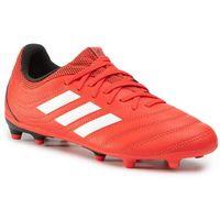 Pozostałe obuwie dziecięce, Buty adidas - Copa 20.3 Fg J EF1914 Actred/Ftwwht/Cblack