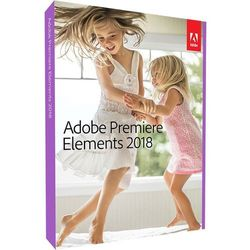 Adobe Premiere Elements 2018 UK Windows / Mac