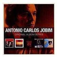 Pozostała muzyka rozrywkowa, ORIGINAL ALBUM SERIES - Antonio Carlos Jobim (Płyta CD)