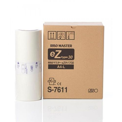Akcesoria do kserokopiarek, Riso 2 x matryca A4-L, EZ, typ 30, S-7611, S7611