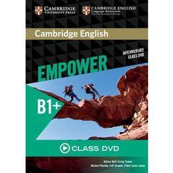Cambridge English Empower Intermediate Class DVD (Płyta DVD)
