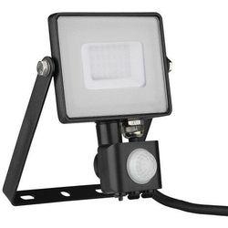 Naświetlacz 30W 6400K V-TAC SAMSUNG LED z czujnikiem VT-30-S