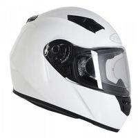 Kaski motocyklowe, KASK OZONE INTEGRALNY RD-01 PINLOCK READY WHITE