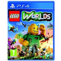 Gry PS4, Lego Worlds (PS4)