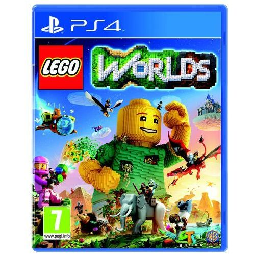 Gry na PlayStation 4, Lego Worlds (PS4)