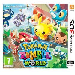 Pokémon Rumble World - Nintendo 3DS - RPG