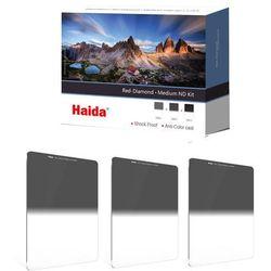 Zestaw filtrów połówkowych Medium Haida Red Diamond (100x150)