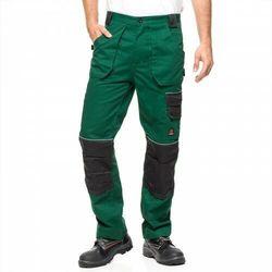 Spodnie do pasa HELIOS AVACORE w kolorze zielono-czarnym