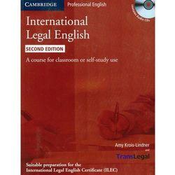 International Legal English + CD (opr. miękka)