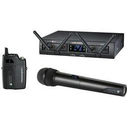 Audio Technica ATW-1312 System 10 PRO mikrofon bezprzewodowy podwójny Płacąc przelewem przesyłka gratis!