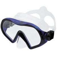 Maski, płetwy i fajki, Maska do nurkowania SPOKEY Tabaro 83625 Granatowy