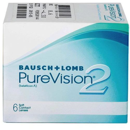 Soczewki kontaktowe, PureVision 2 (6 soczewek)