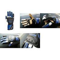 Rękawice motocyklowe, Rękawice motocyklowe BUSE Superbike niebieskie