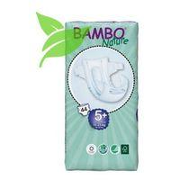 Pieluchy jednorazowe, Eko Pieluszki Jednorazowe Junior Plus 15-25kg, 44szt, Bambo Nature, ABENA